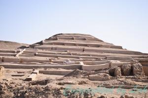 กาฮัวชี (Cahuachi) สิ่งก่อสร้างรูปทรงปิรามิดกลางทะเลทราย ศูนย์กลางแหล่งอารยธรรมนาสก้า
