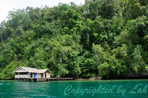 Another homestay in Strait of Kabui