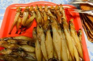 ปลาโกลอมยังก้า (Golomyanka) ปลาที่มีไขมันเต็มตัว อาหารจานโปรดของแมวน้ำไบคาล