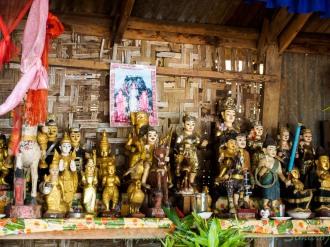 Nats, Burmese sacred spirits.