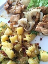 อาหารจานเด็ดเมื่อมาถึงป่าบราซิล เนื้อปลาปิรันย่า