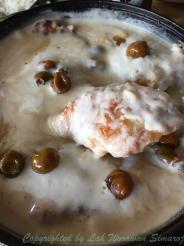 อาหารบราซิลในแถบนี้จะออกเป็นครีมๆชีสๆ มีปลาน้ำจืดจากลำห้วยเป็นวัตถุดิบ