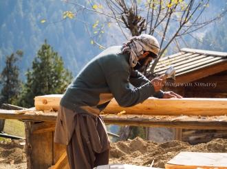 Wood processing.